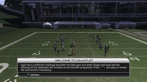 The GauntletMaddenNFL15