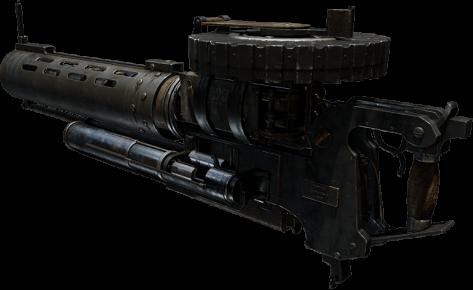 Thermite Gun