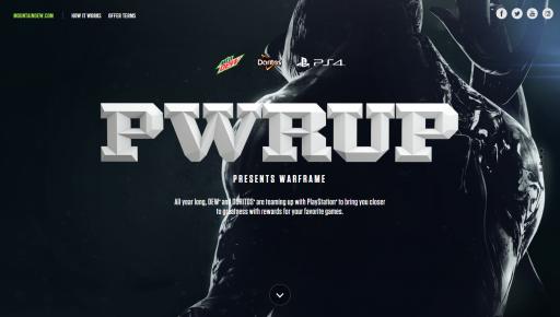 PWRUP