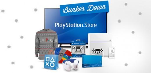 PlayStationBunkerDown