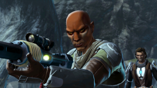BIOWARE ANNOUNCES DISAVOWED – COMING MARCH 10, 2016