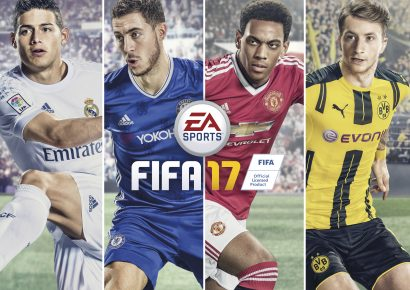 FIFA17 POWERED BY FROSTBITE