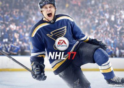 ST. LOUIS BLUES FORWARD VLADIMIR TARASENKO REVEALED AS COVER ATHLETE IN EA SPORTS NHL® 17 WORLD PREMIERE GAMEPLAY TRAILER