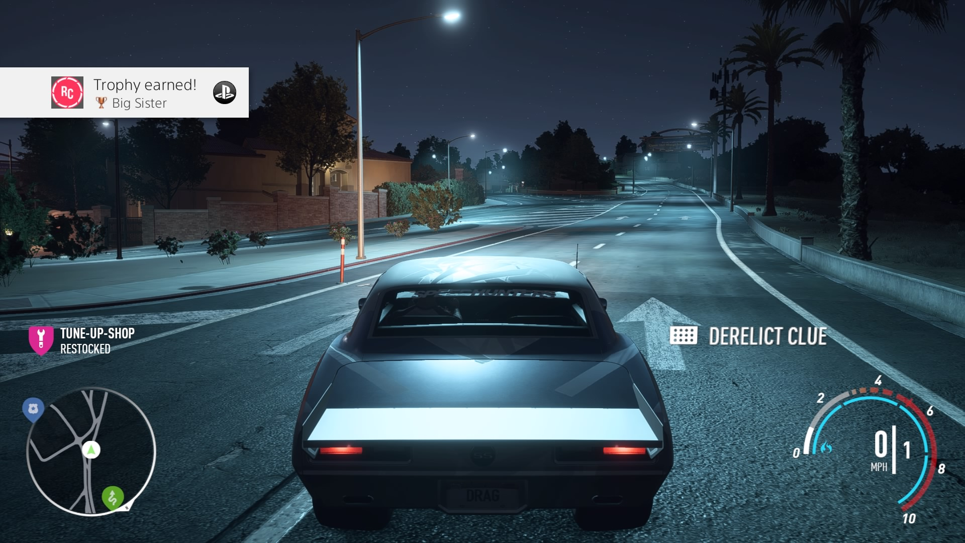 Need For Speed Payback Review Grinding For Speed And Power