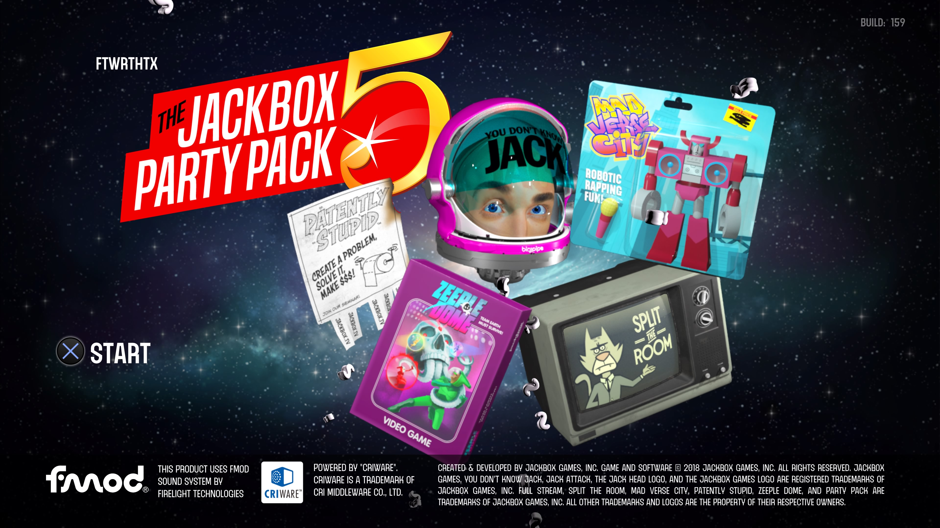 The Jackbox Party Pack 5 Review - Party Time Fun ...