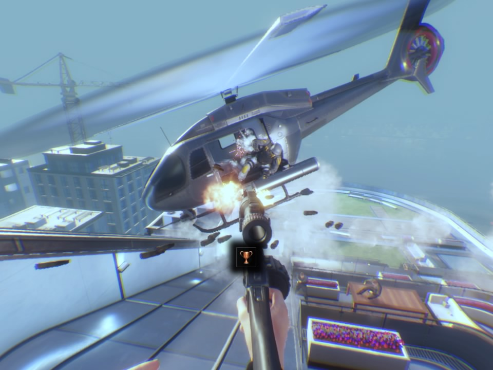 Blood & Truth Review – Be a VR Action Hero