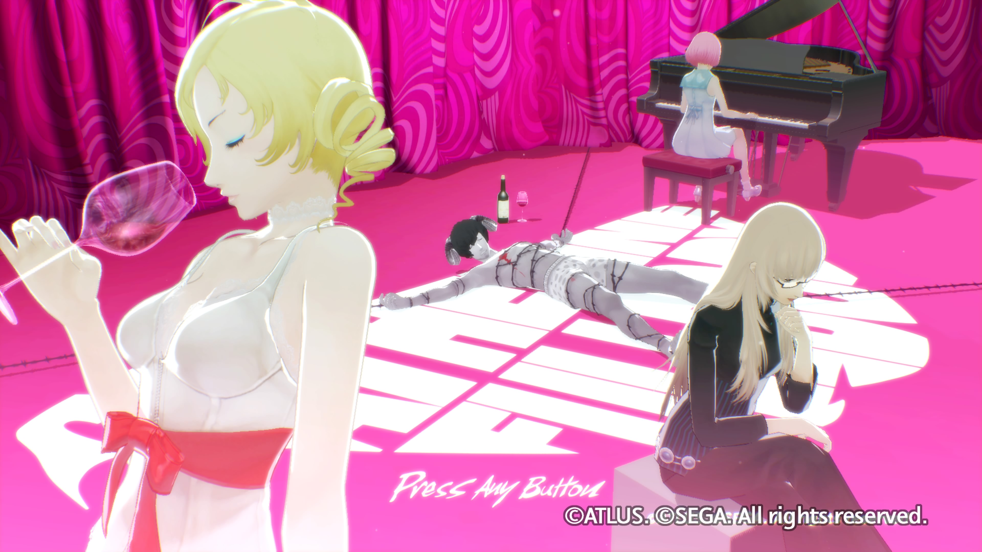 Catherine: Full Body Review – The Many Faces of Catherine