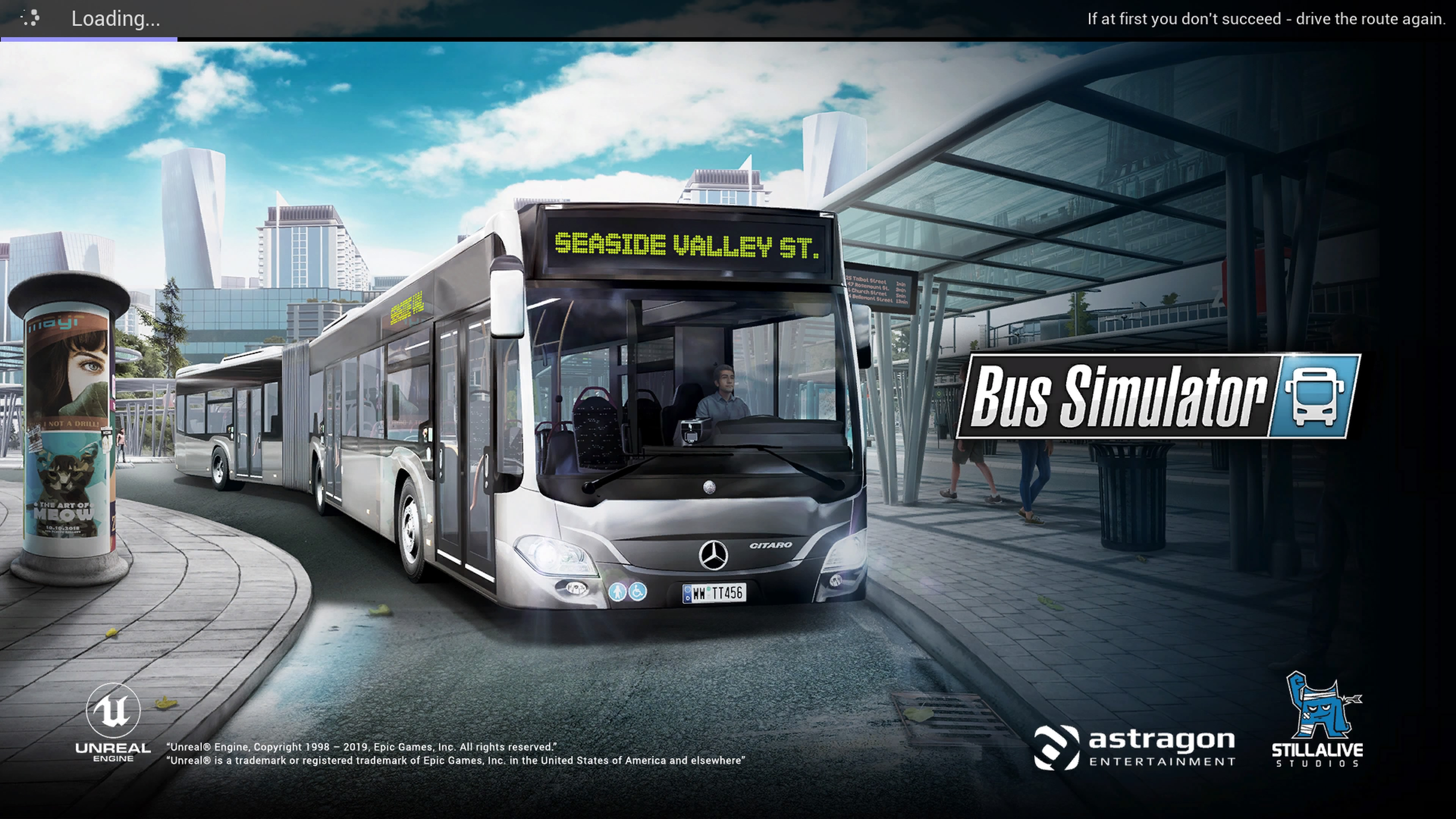 Bus Simulator Review – Speedtraps, Pedestrians, and Potholes, Oh My