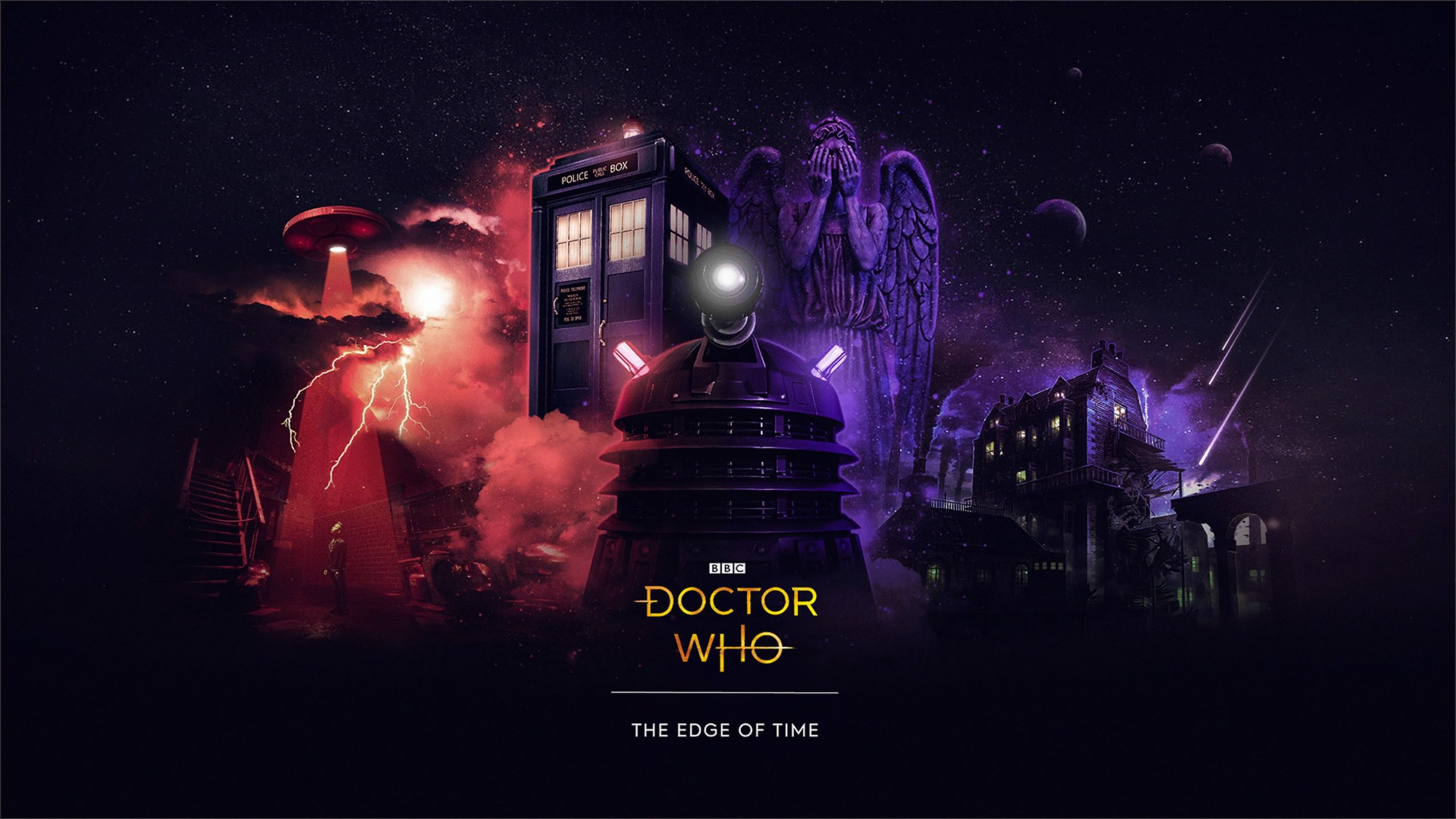 Doctor Who: The Edge of Time VR Review – More Weeping Angels Needed