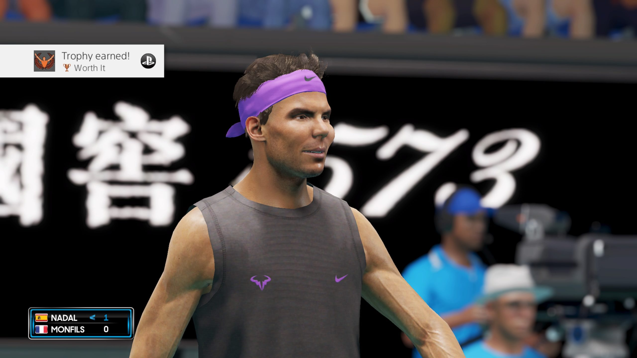 AO Tennis 2 Review – Ace Serve