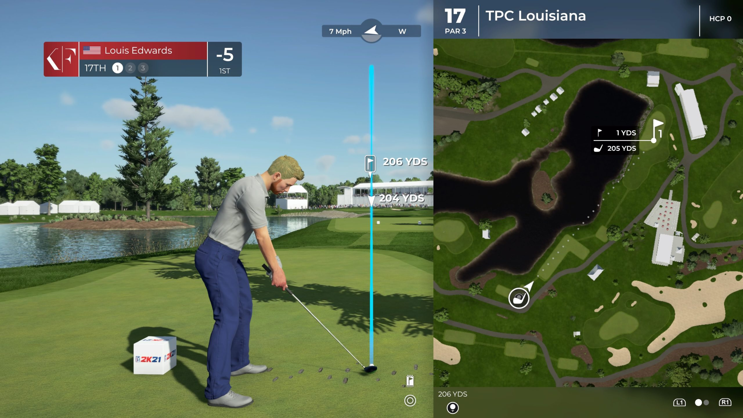 PGA Tour 2K21 Review – Dominating the Green