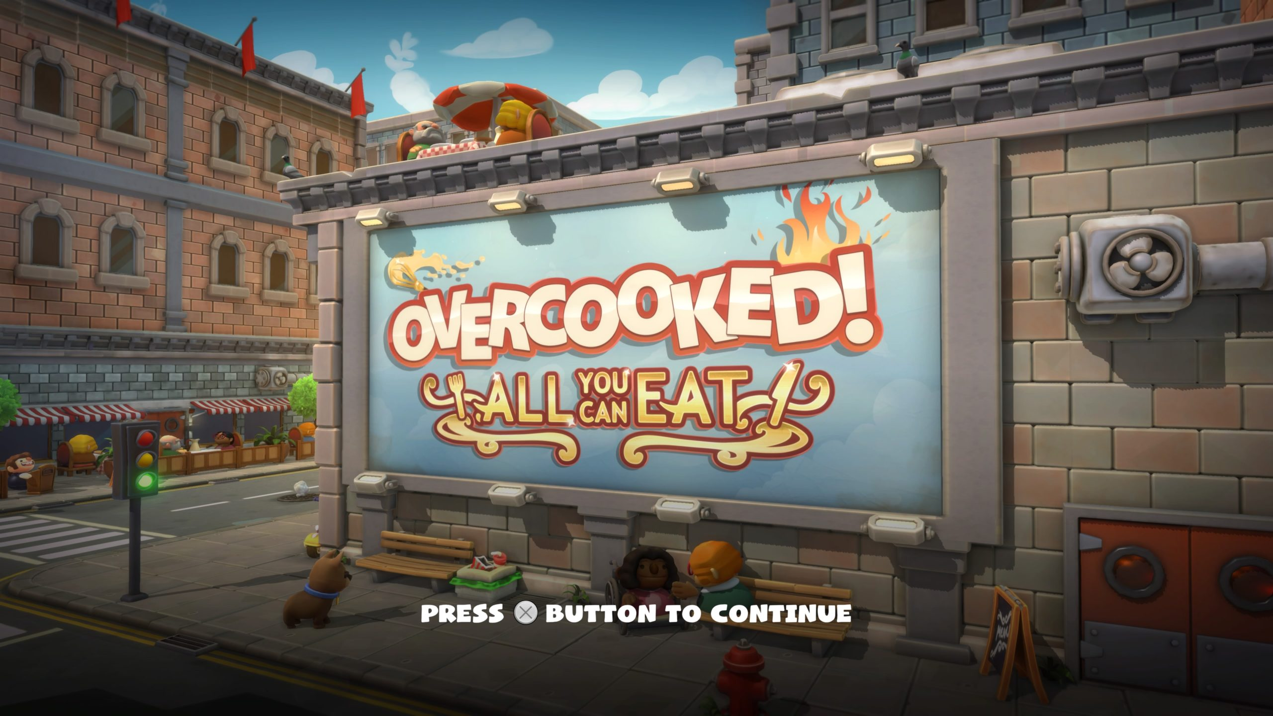 Overcooked! All You Can Eat Review – Stuffing Your PS5 With Fun Content