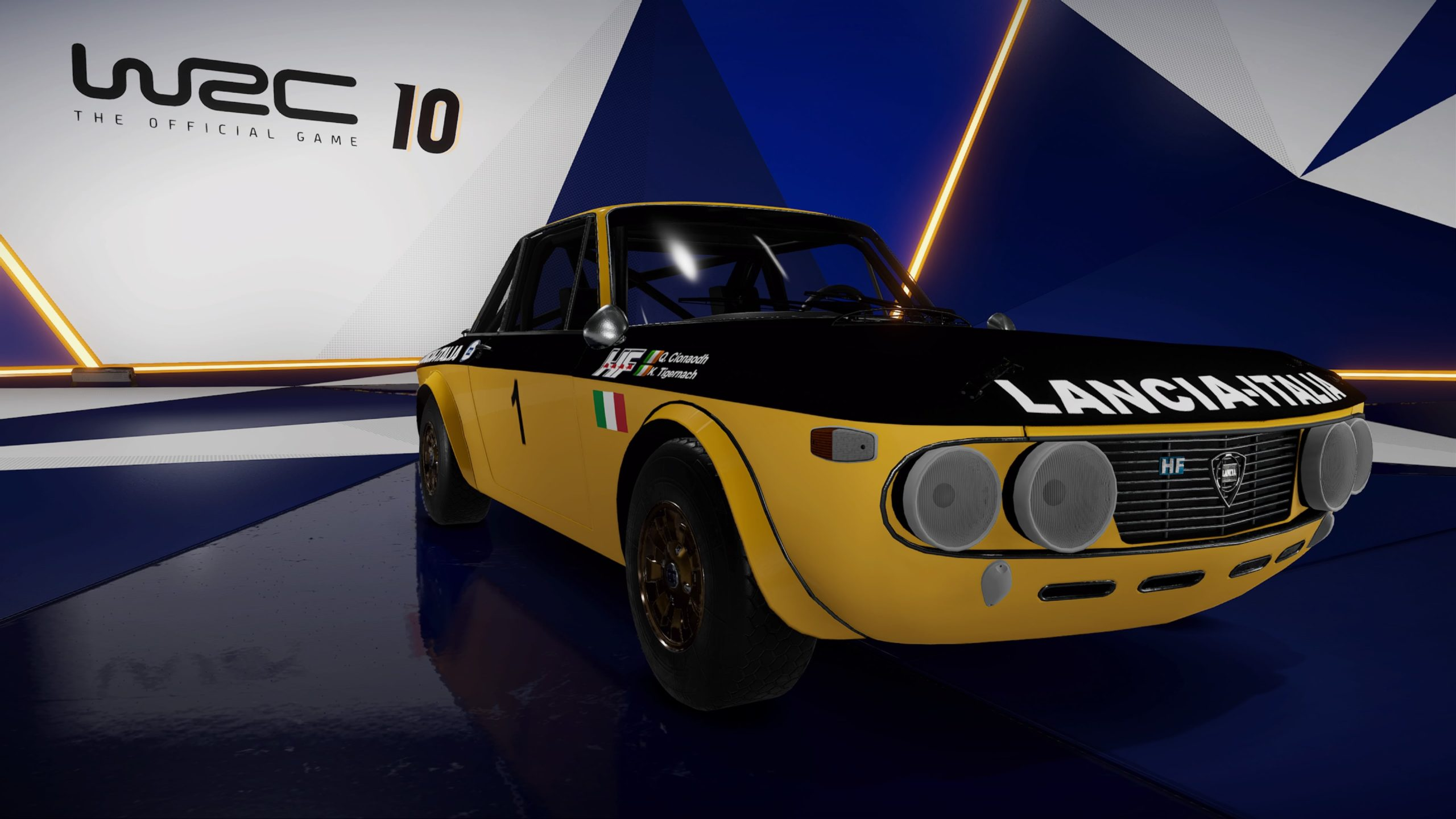 WRC 10 Review – 50th Anniversary Edition