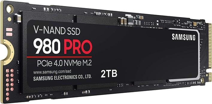 Samsung 980 PRO 1TB PCIe 4.0 NVME M.2 SSD Inside the PS5 Review
